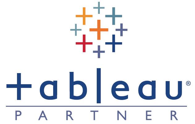 Tableau Partner Logo