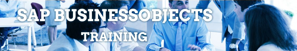 sap businessobjects training