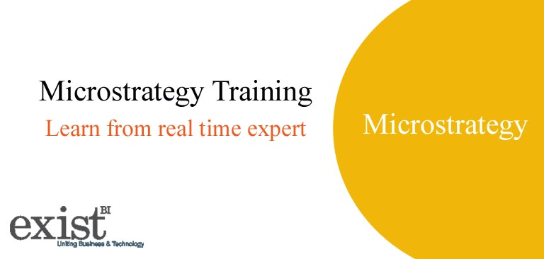 Microstrategy Training