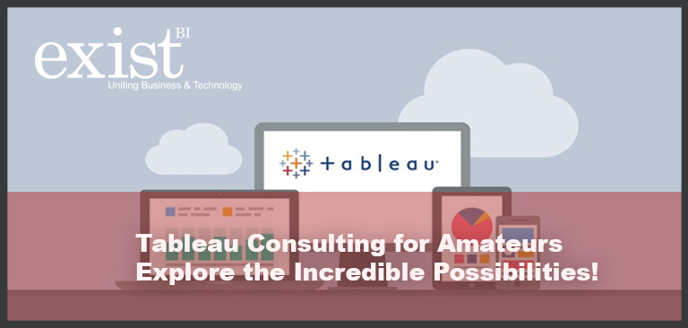 Tableau Consulting for Amateurs – Explore the Incredible Possibilities!