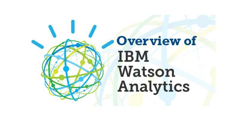 Overview of Watson Analytics